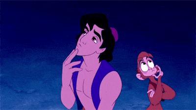 Thinking Aladdin