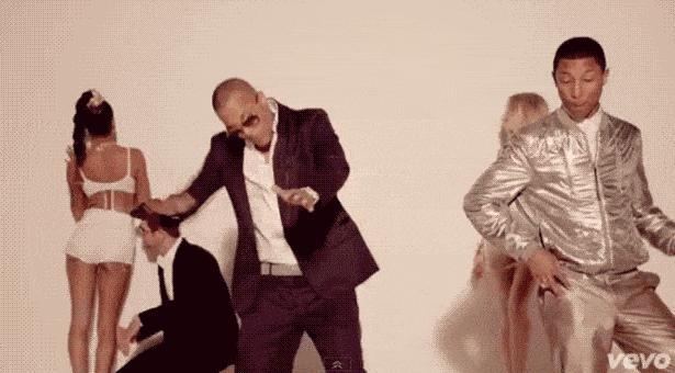 tip-dance