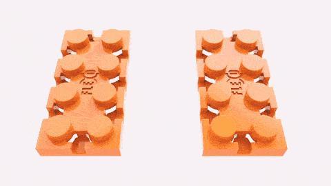 Kickstarter, https://www.kickstarter.com/projects/1135315686/flexo-bendable-bouncy-flexible-building-bricks